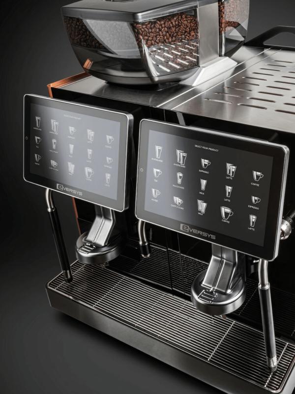 Eversys Enigma - Details - Kaffemaskiner