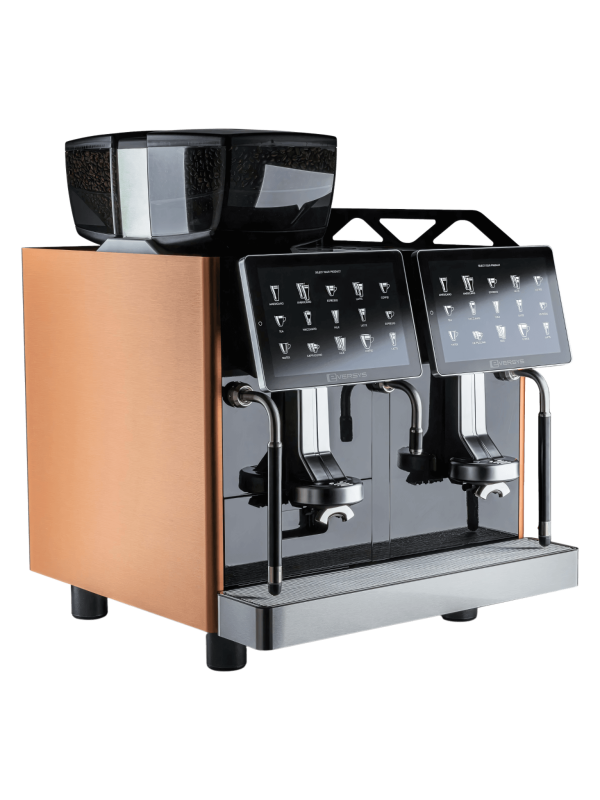 Eversys Enigma - Side - Kaffemaskiner