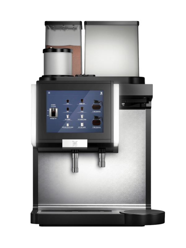 WMF 9000 F – Kaffemaskiner – Front