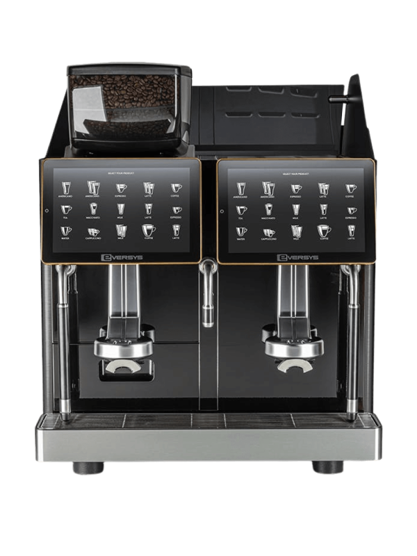 Kaffemaskin - Eversys Enigma Super Traditional - Front