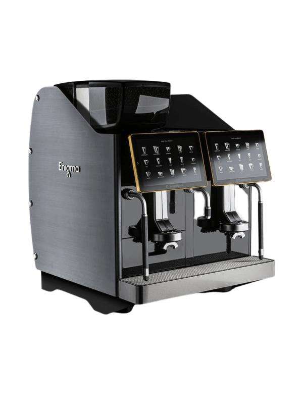 Kaffemaskin - Eversys Enigma Super Traditional - Front Angeled