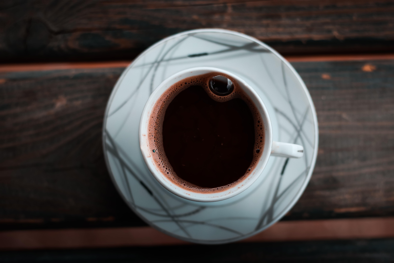 kaffekopp-ovenfra