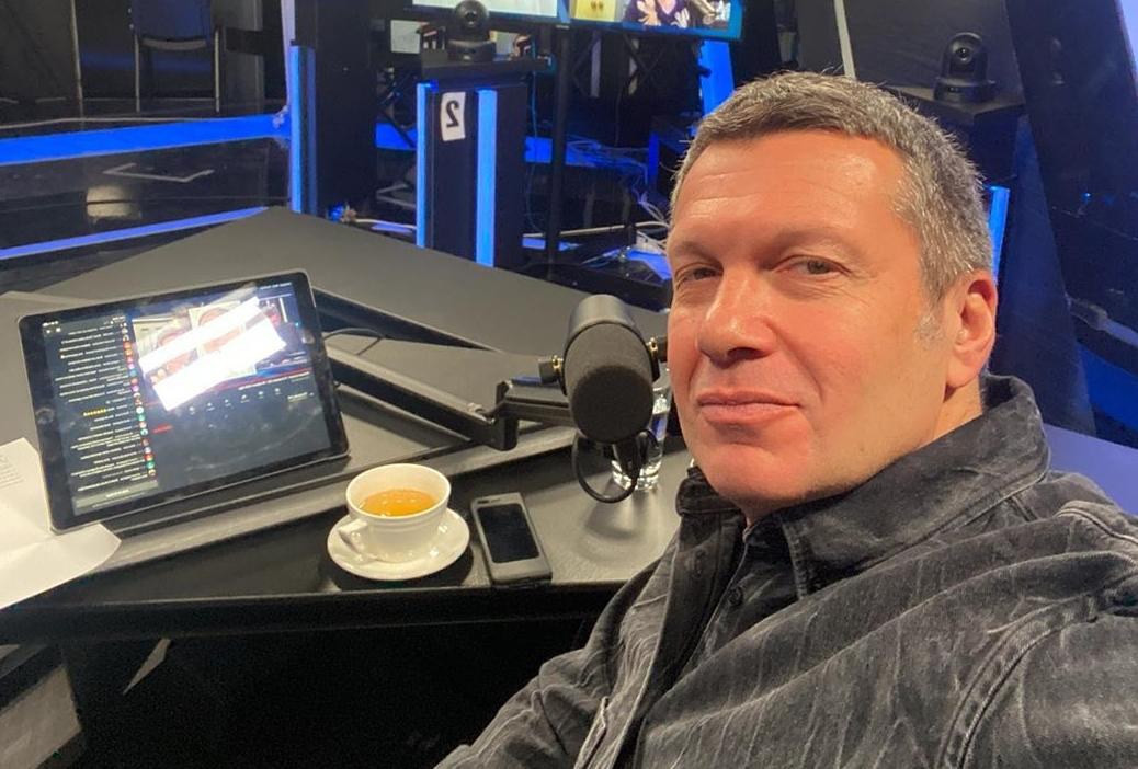 Соловьев назвал журналиста Гордона «нацистской мразью»
