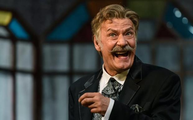 Актер Александр Самойлов умер в возрасте 68 лет: жизнь звезды кино и сериалов унес коронавирус