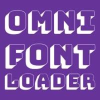 Omni font loader logo