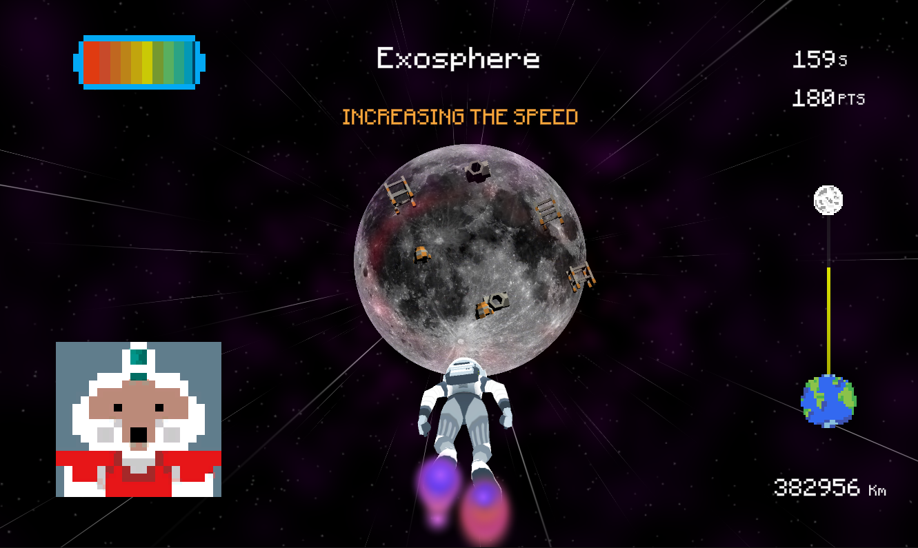 MoonHop screenshot