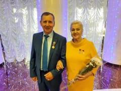 Медаль «300-летие образования Кузбасса»