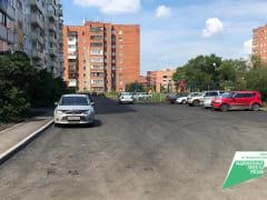 Темпы растут: в Кемерове этим летом уже отремонтировали 41 двор