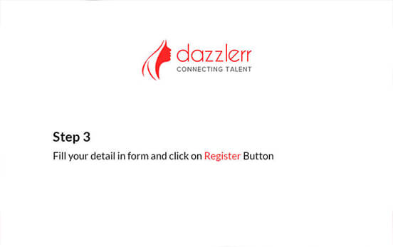 Dazzlerr : Step 5