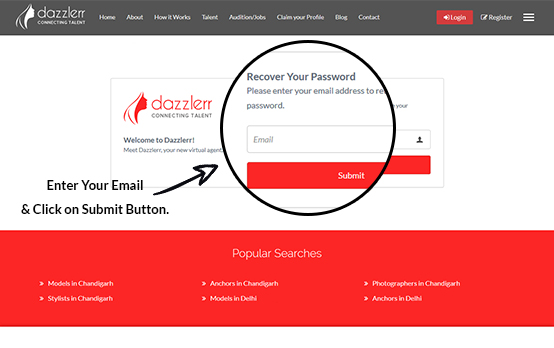 Dazzlerr : Password Step 4