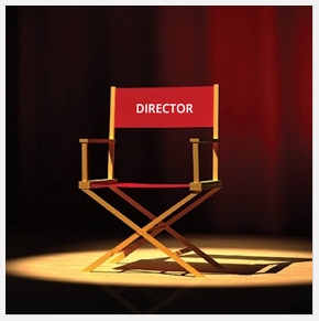 Dazzlerr Director Chair
