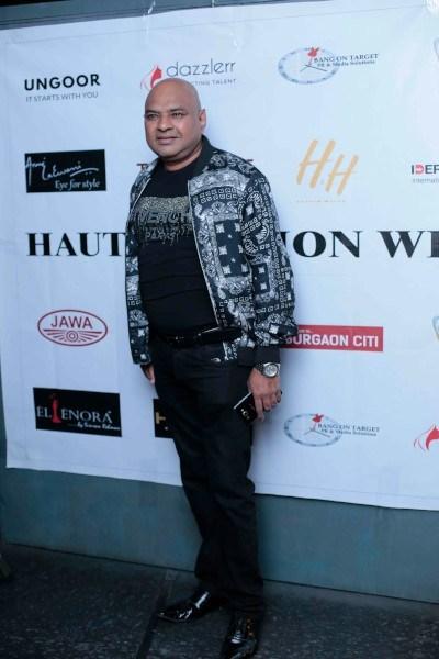 Dazzlerr : Pre-Launch of Haute Fashion Week 2019