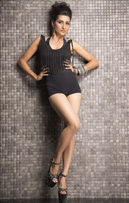 Dazzlerr Elite Club: Kiran Sangeeta Murali, Professional Model