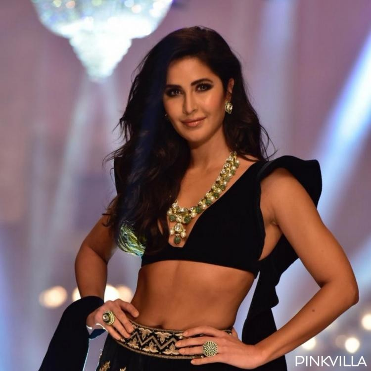 Dazzlerr: Dazzling Look of Katrin Kaif at the Opening Show of Lakme Fashion Week Winter/Festive Edition