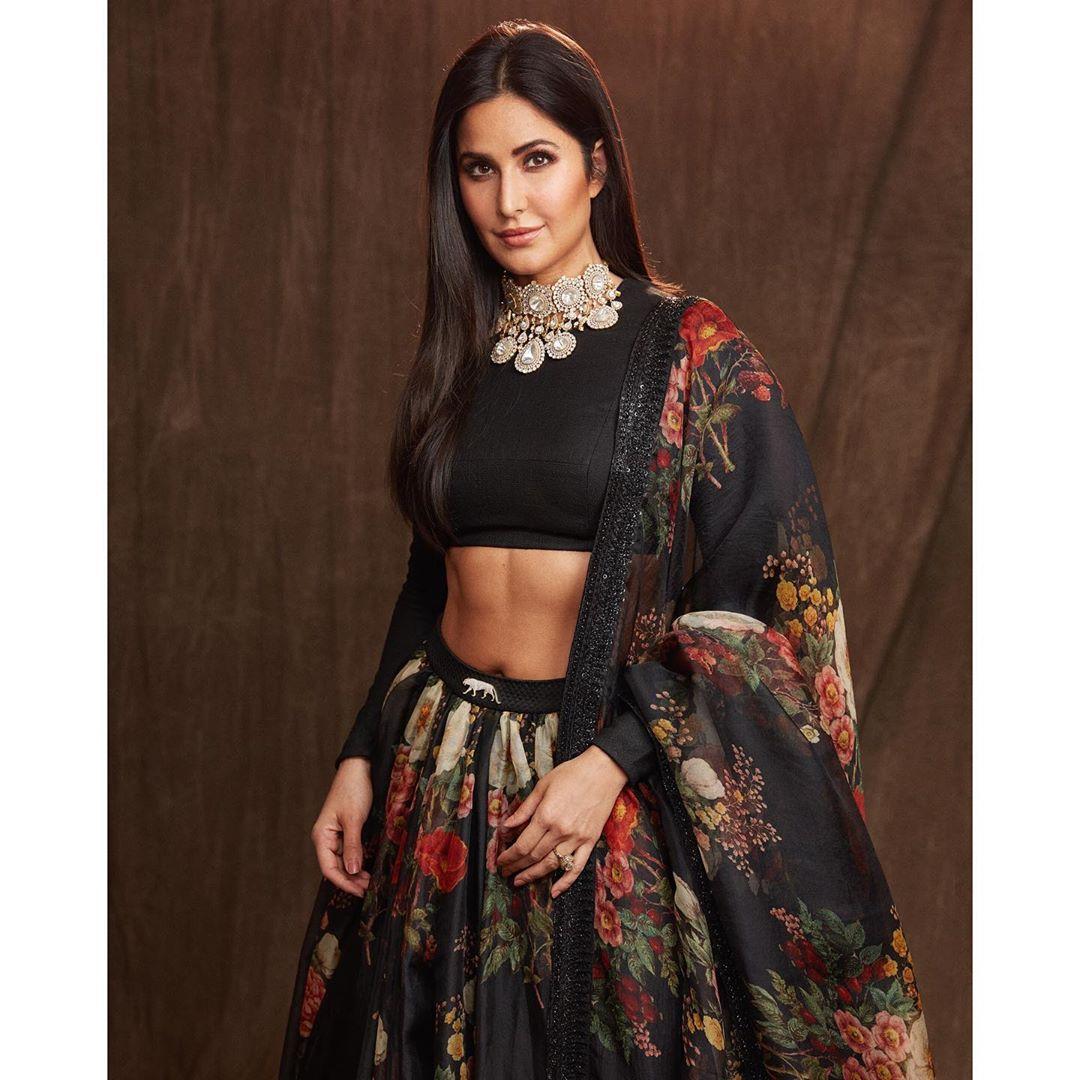 Dazzlerr: Katrina Kaif Stuns in a Red Gown at IIFA 2019 – Precursor Party