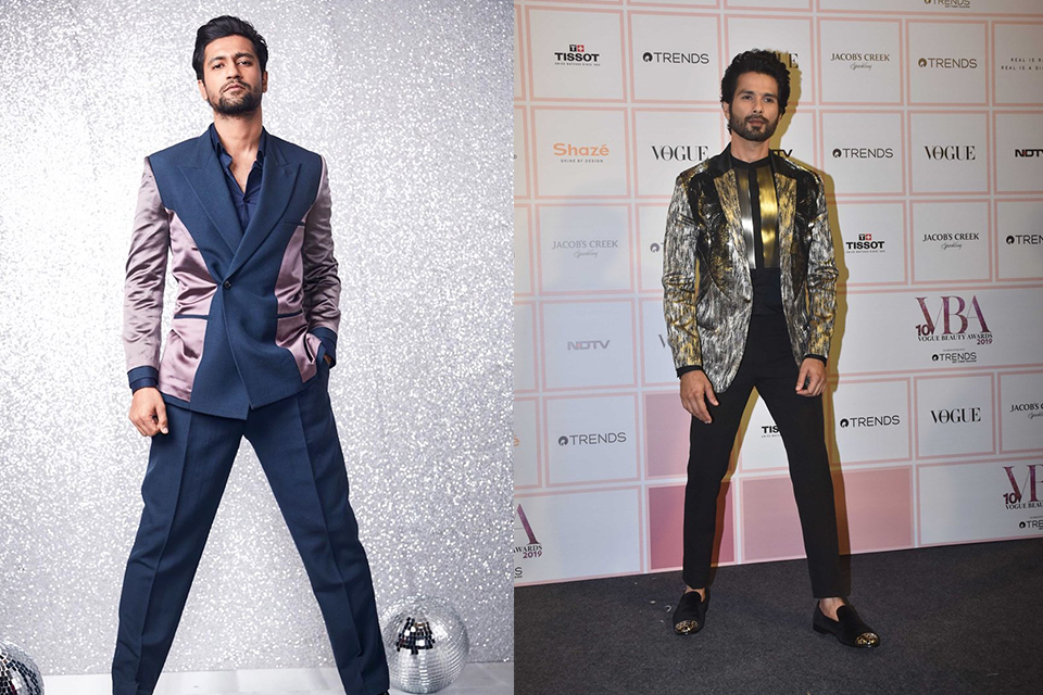 Dazzlerr: Vogue Beauty Awards 2019: Red Carpet Looks of Bollywood Stars