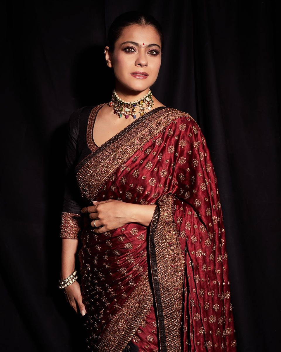 Dazzlerr: These Neckpiece Ideas of Kajol is Perfect for Brides-to-Be