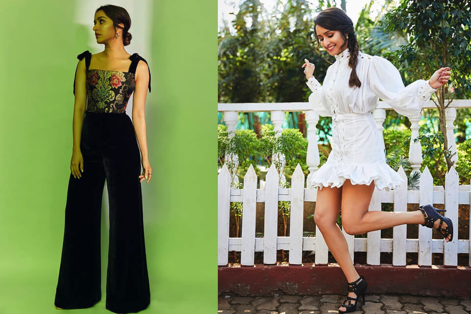 Dazzlerr - These Outfits of Shraddha Kapoor are a Mix of Fun, Girly, and Trendy