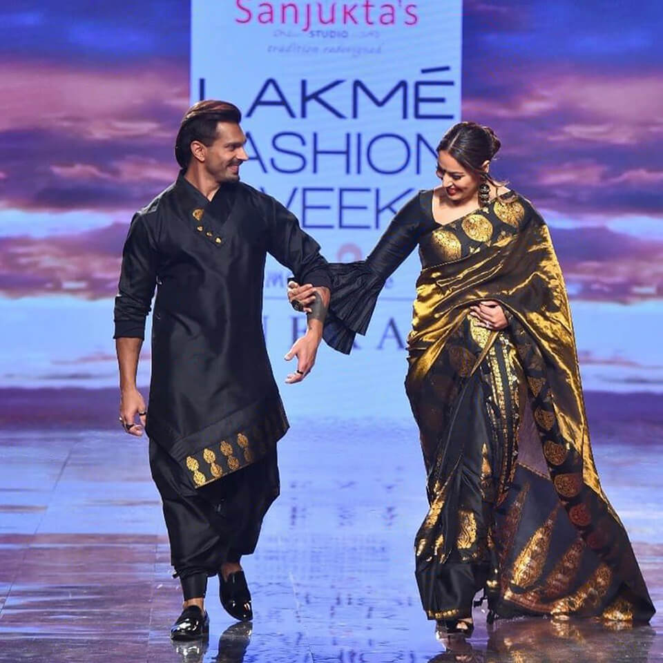 Dazzlerr - A Look at All the Celebrity Showstoppers at Lakme Fashion Week 2020