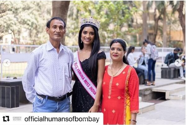 Dazzlerr - The Journey of The VLCC Femina Miss India 2020 runner-up Manya Singh