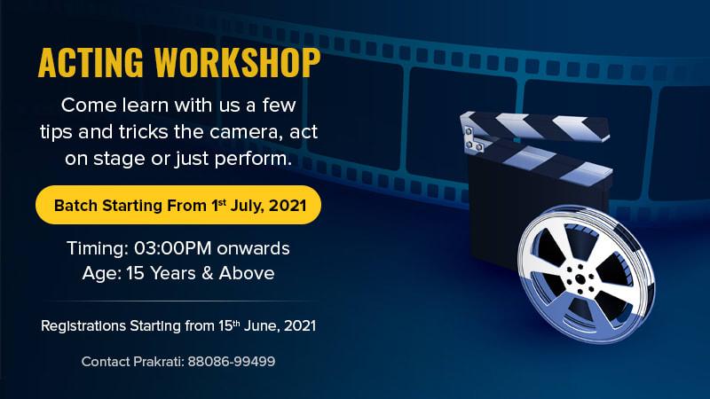 Dazzlerr :: Acting Workshop