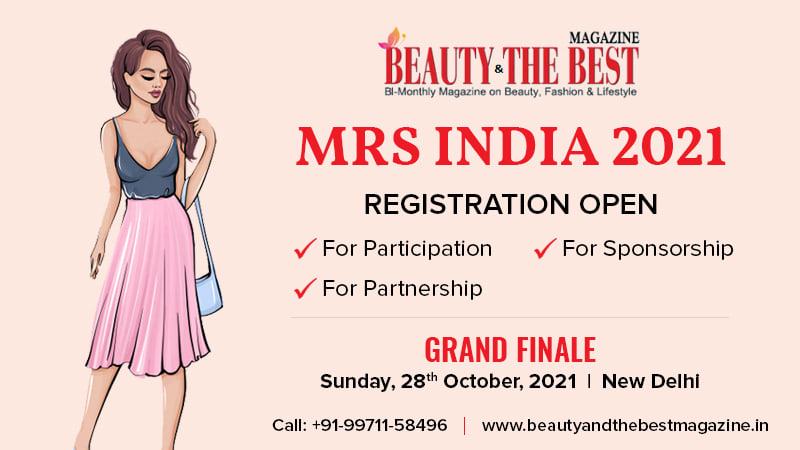 Dazzlerr :: Beauty & The Best Miss/Mrs/Mr.India 2021 + Model & Makeup Awards
