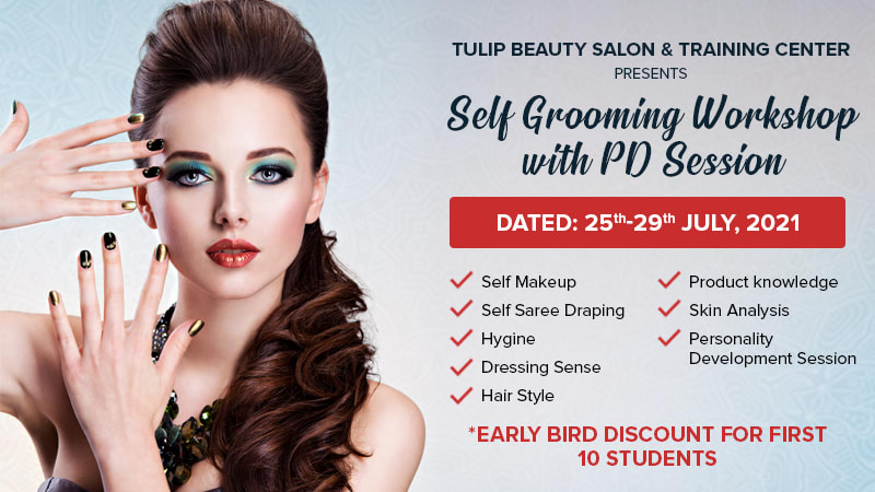 Dazzlerr :: Self Grooming Workshop with PD Session