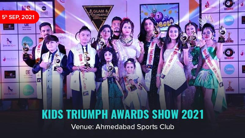 Dazzlerr :: Kids Triumph Awards Show 2021