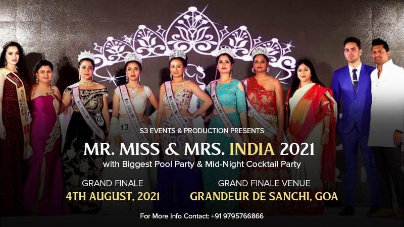 Dazzlerr :: SA Mr, Miss & Mrs.India