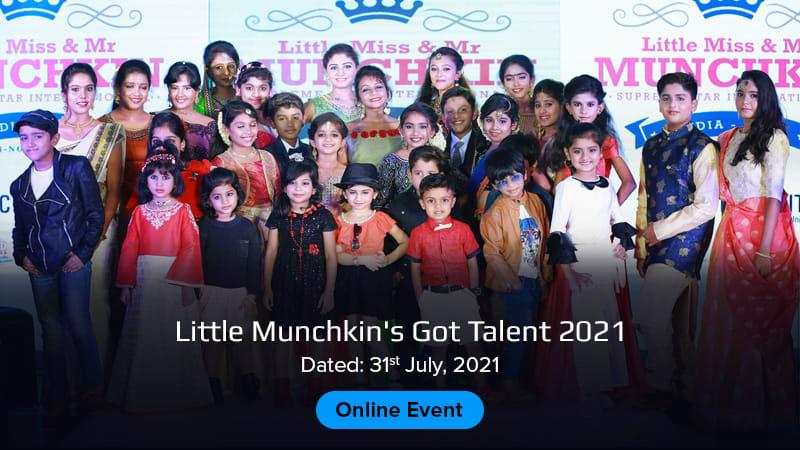 Dazzlerr :: Little Munchkin's Got Talent 2021
