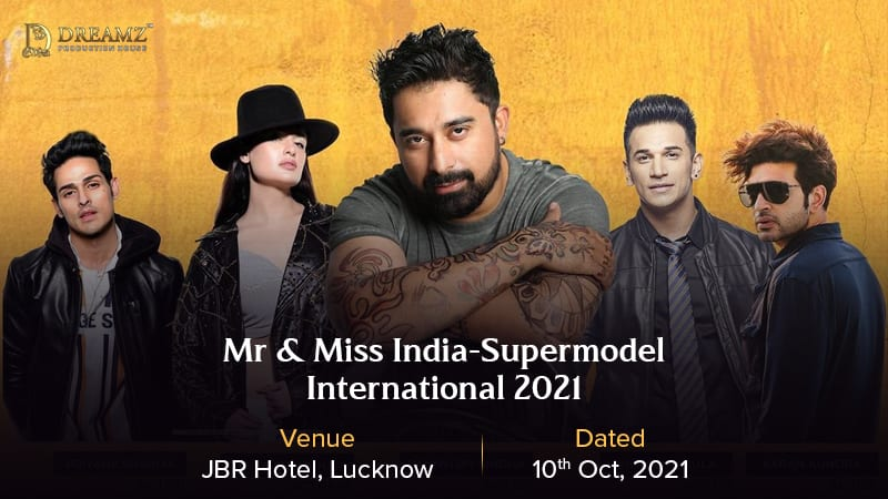 Dazzlerr :: MR & MISS. SUPER MODEL INTERNATIONAL 2021 Semifinal