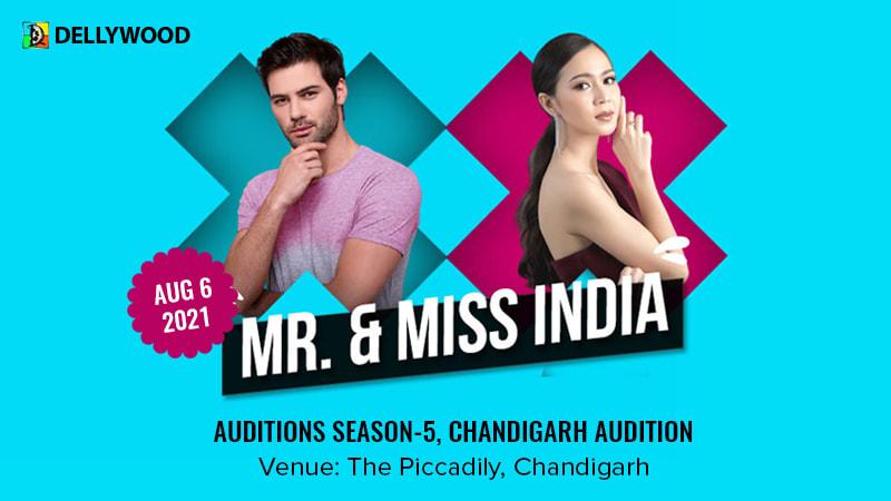 Dazzlerr :: Mr. & Miss India Auditions Season 5 Chandigarh Audition