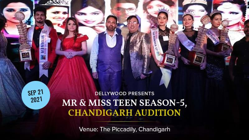 Dazzlerr :: Dellywood Mrs. India Season 5 Chandigarh Audition