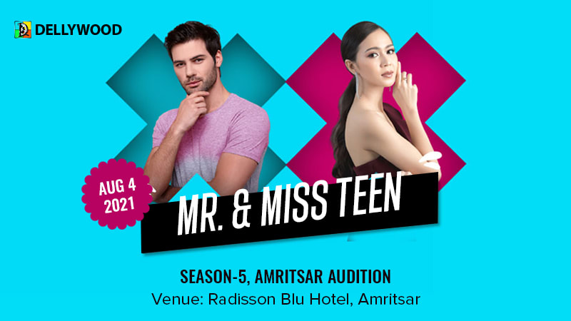 Dazzlerr :: Mr & Miss Teen Season 5 Amritsar Audition