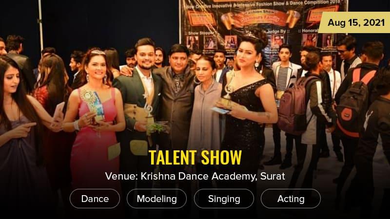 Dazzlerr :: Talent show