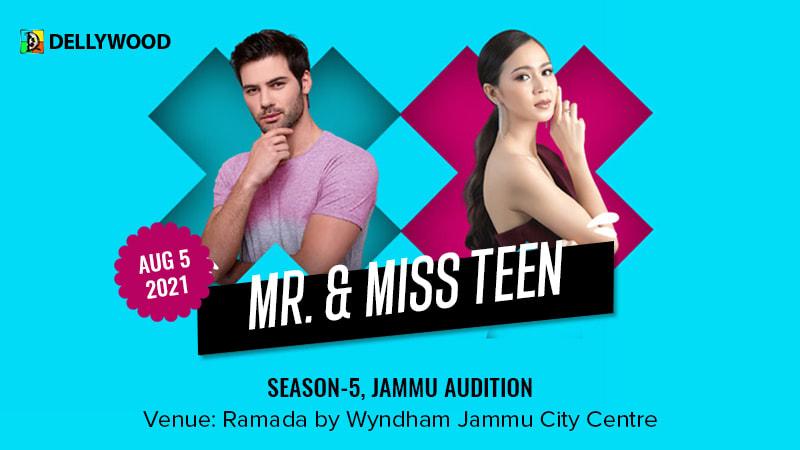 Dazzlerr :: Mr & Miss Teen Season 5 Jammu Audition
