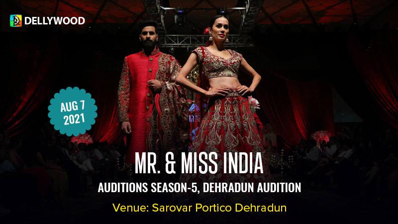 Dazzlerr :: Mr. & Miss India Auditions Season 5 Dehradun Audition