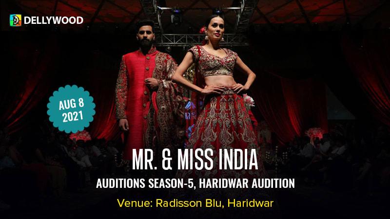 Dazzlerr :: Mr. & Miss India Auditions Season 5 Haridwar Audition