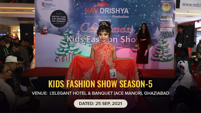 Dazzlerr :: Kids Fashion Show Season 5