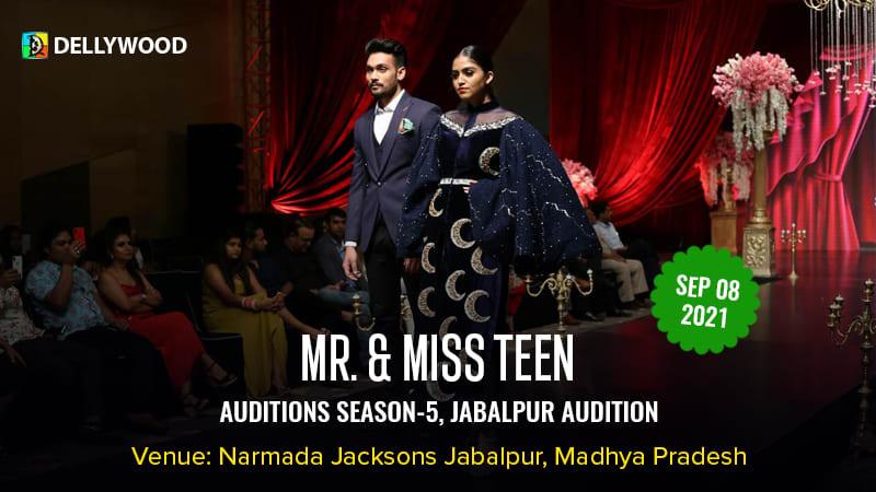 Dazzlerr :: Mr & Miss Teen Season 5 Jabalpur Audition