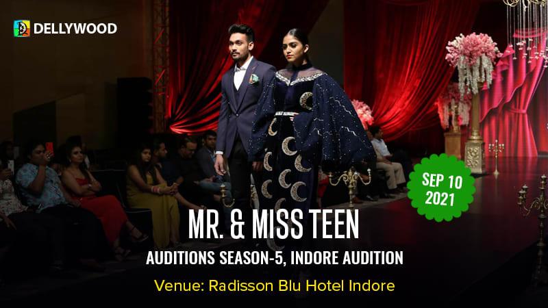 Dazzlerr :: Mr & Miss Teen Season 5 Indore Audition
