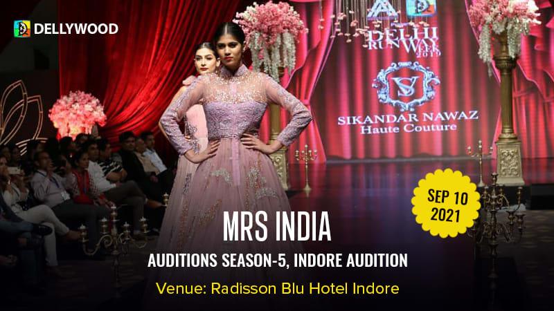 Dazzlerr :: Mrs. India Season 5 Indore Audition