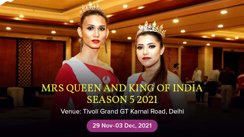 Dazzlerr :: Mrs queen and king of india season 5 2021