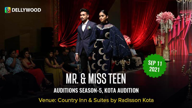 Dazzlerr :: Mr & Miss Teen Season 5 Kota Audition