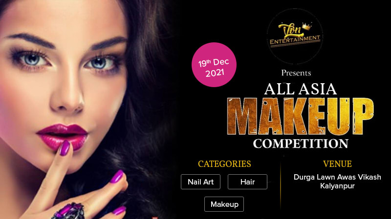 Dazzlerr :: All Asia make up comptition