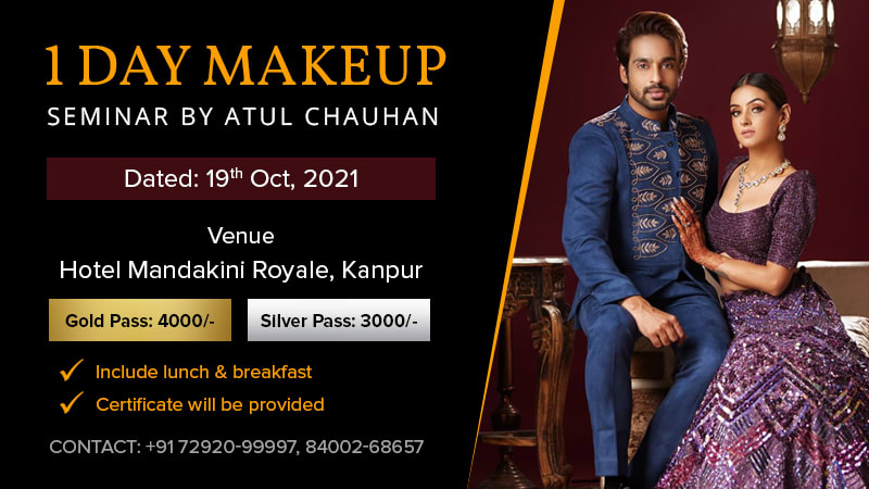 Dazzlerr :: 1 Day Makeup By Atul Chauhan