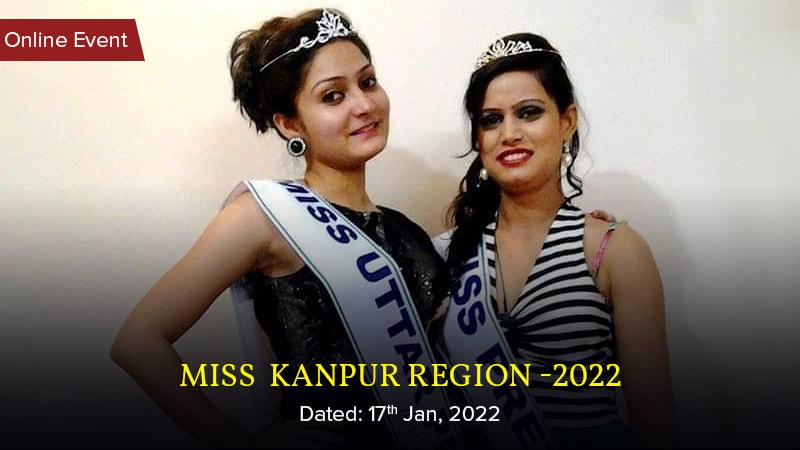 Dazzlerr :: Miss Kanpur Region -2022