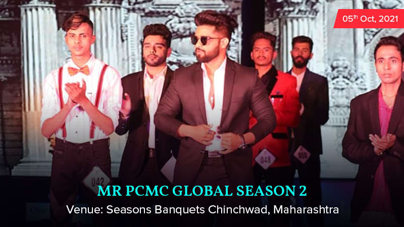 Dazzlerr :: Mr PCMC Global Season 2