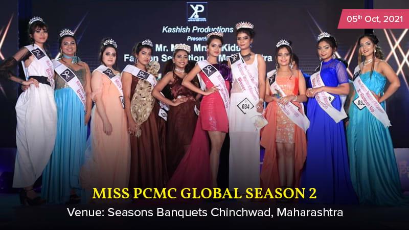 Dazzlerr :: Miss PCMC Global Season 2