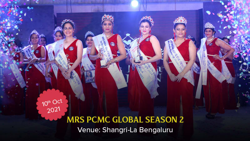 Dazzlerr :: Mrs PCMC Global Season 2